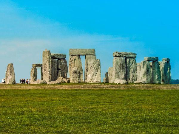 Stonehenge bij Salisbury, Engeland